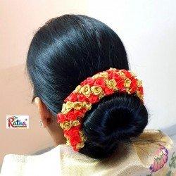 Handmade Jasmine Gajra Juda...